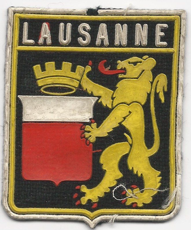 Lausanne Jacket Patch