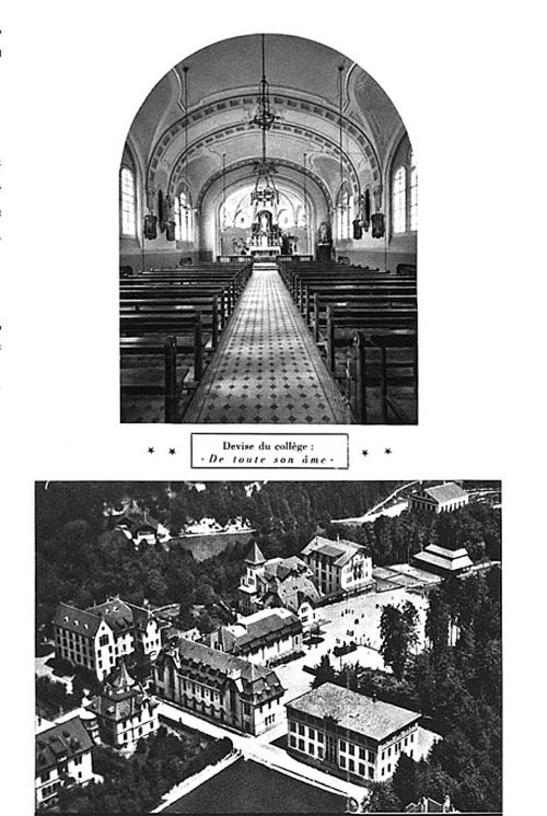 PHOTO Villa St Jean  Collège Français 1960 Advertising Brochure 8