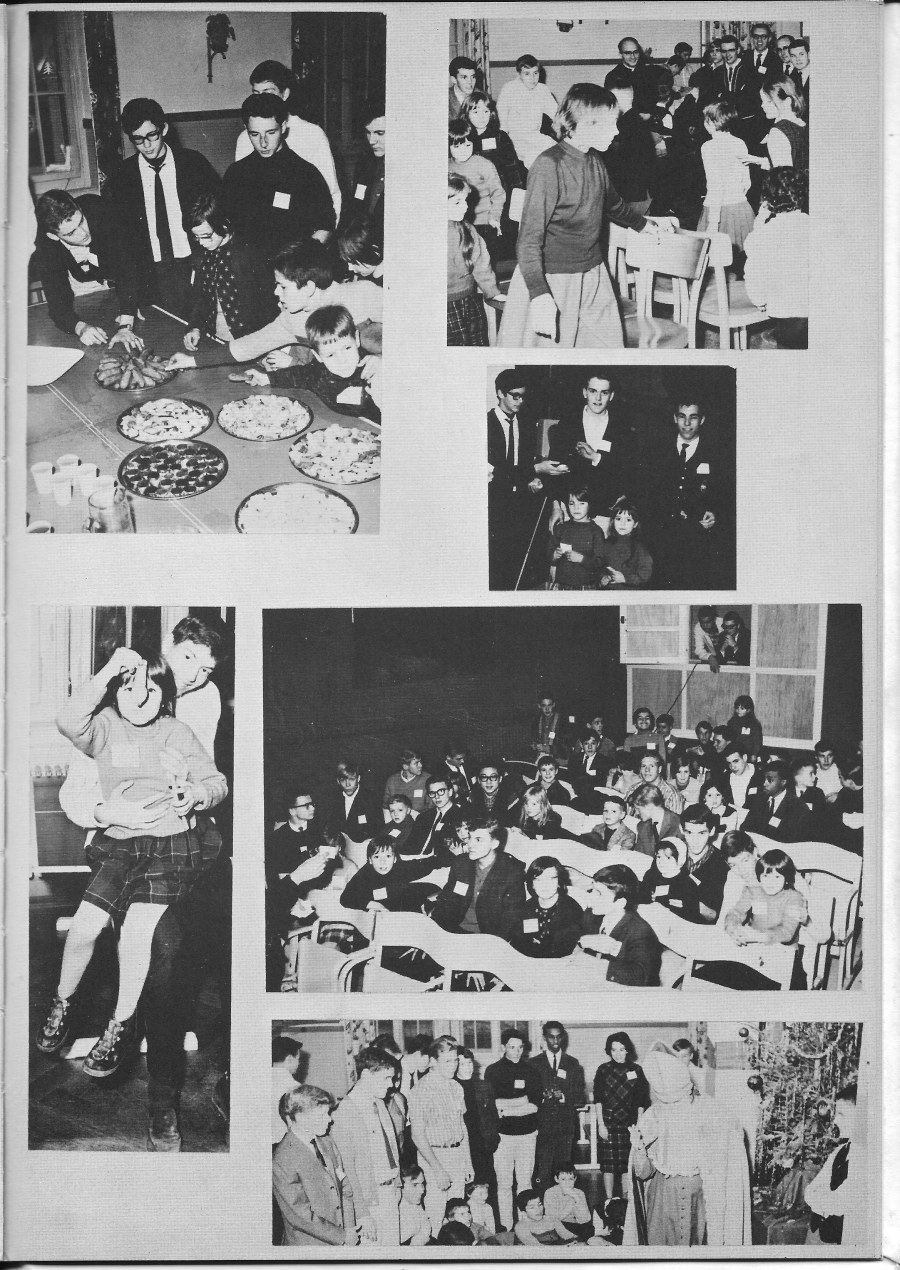 Villa Life Photos 3  for Villa Saint Jean International School  1965 Yearbook Le Chamois