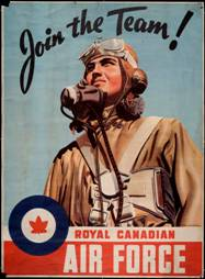 Poster to Join RCAF