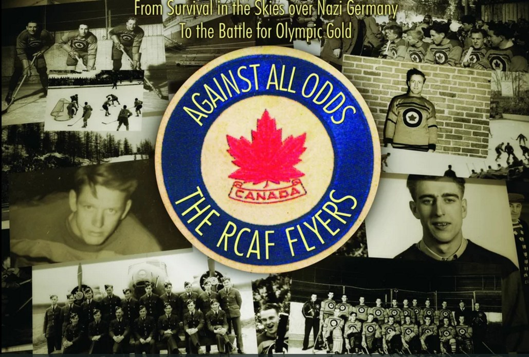 Photo: AGAINST ALL ODDS: THE RCAF FLYERS   TV documentary