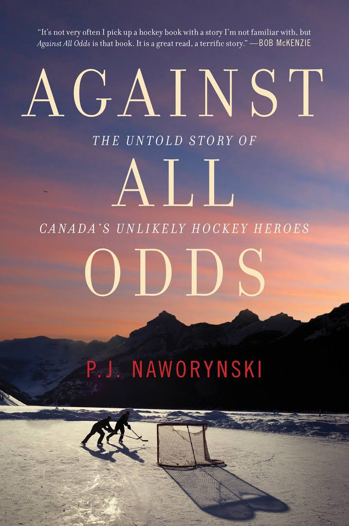 Photo: Against All Odds Book Cover