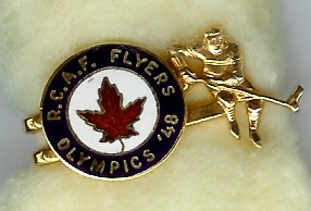 Photo: R.C.A.F. Flyer Tie Clip