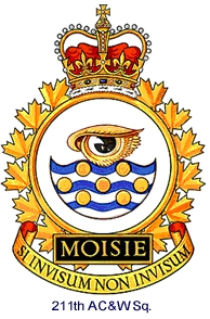 Photo:Crest for RCAF Station Moisie