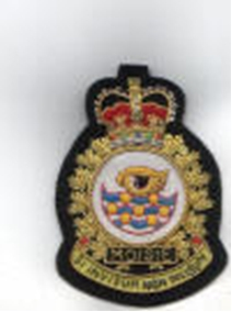 Photo:photo of Crest for RCAF Station Moisie 2