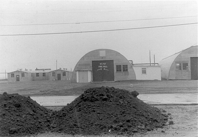 Photo: RCAF Moisie Fire Station