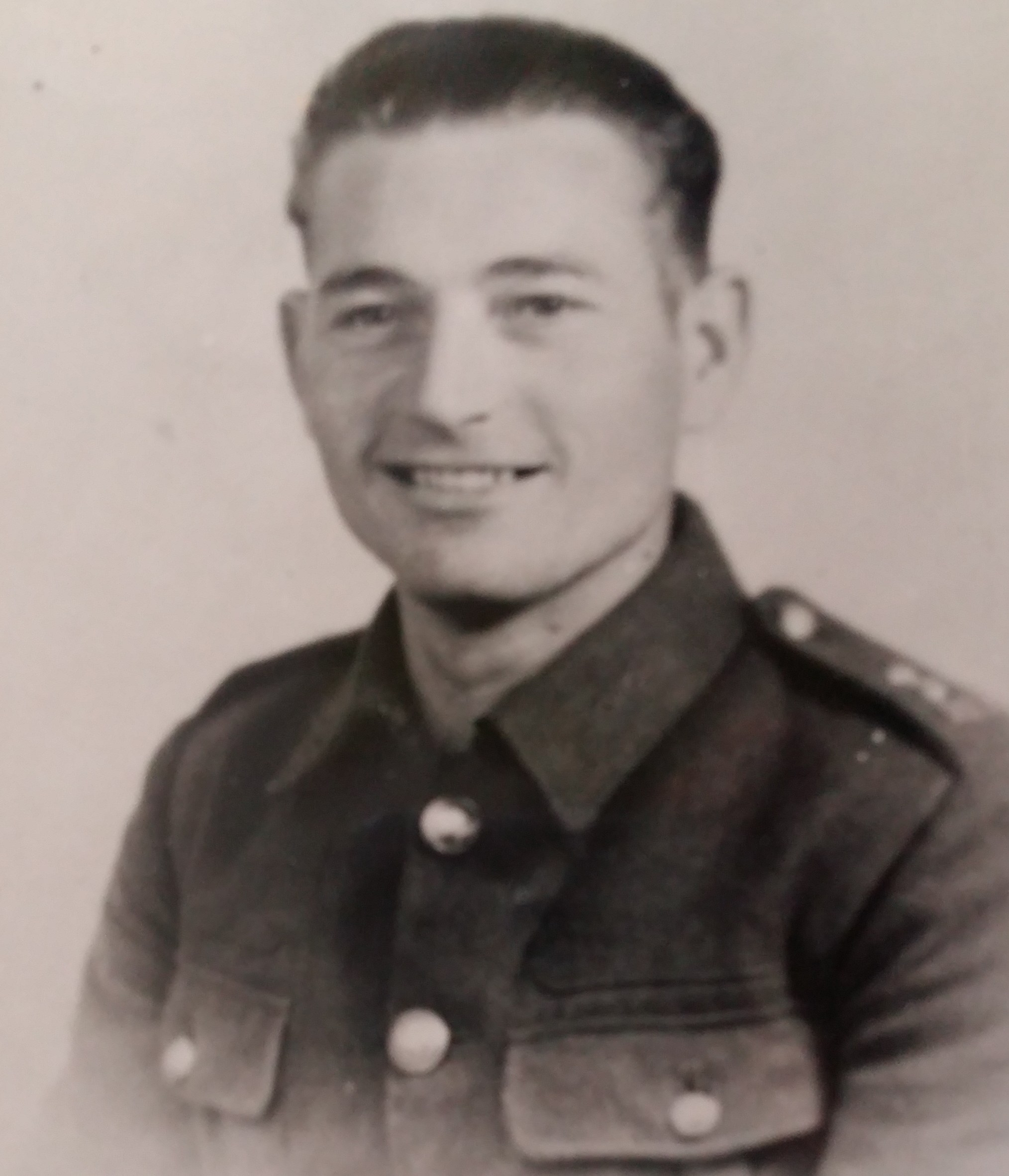 Private Fred Sheady Royal Welch Fusiliers