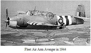 Photo of F.A.A. (Fleet Air Arm)Avenger