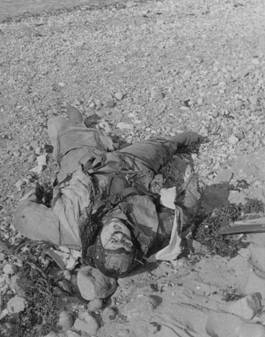 PHOTO 1 Swordfish Crew body near Russian Border