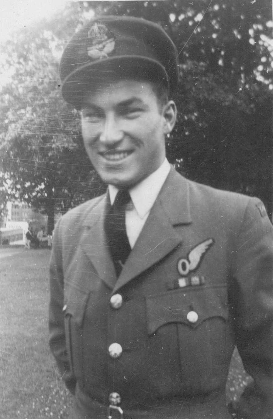 PHOTO 3 of Hubert Brooks After Completion of Training with RCAF