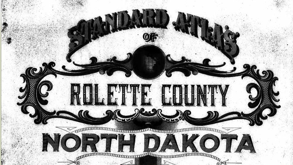 ROLETTE, NORTH DAKOTA Atlas Logo